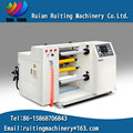 RTFQ-600/900B label paper slitting and rewinding machine with auto tension