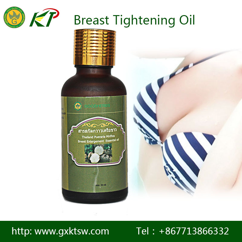 Pure Herbal Essential Oil Breast Enlargement Hot Breast Massage For Women