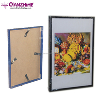 2016 China wholesale price Funia Round Corner easy fix up love Picture Photo Frame