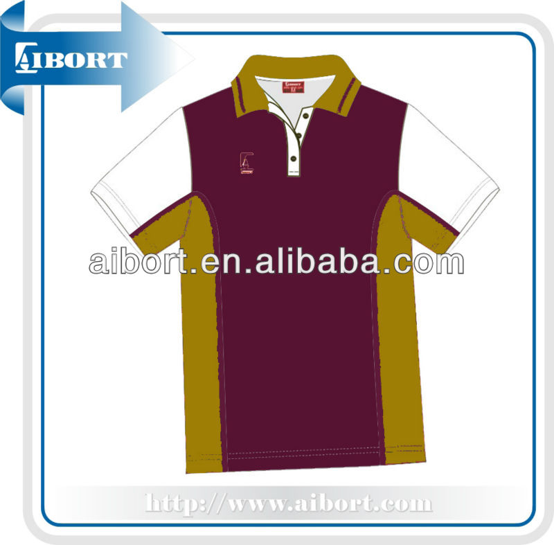 Hot sell gym suits free sample polo shirt