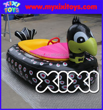 2016 popular bumper boats with battery