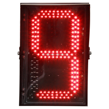 OEM/ODM manufacture traffic safety signal light Countdown Timer