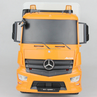 RC Garbage Truck Authorized By Mercedes