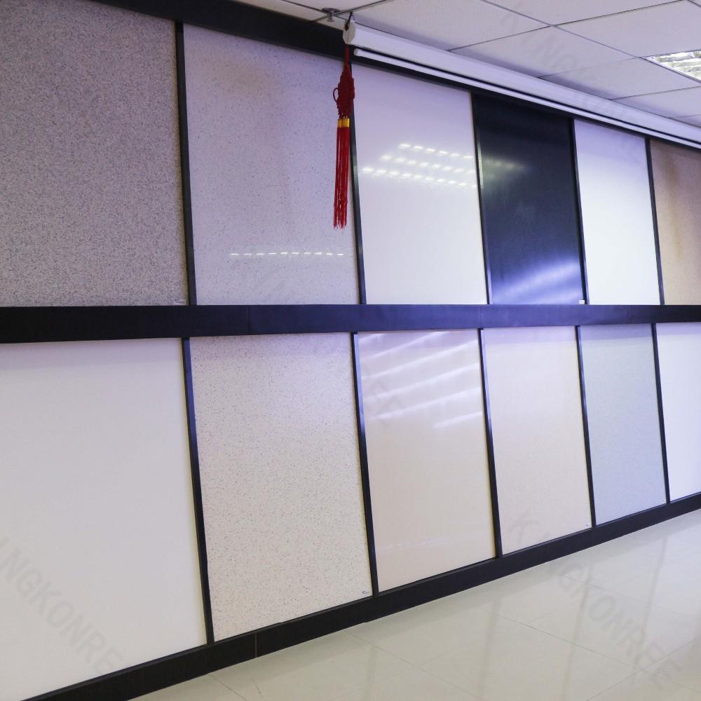 Backlit Translucent Wall Panel Faux Alabaster Acrylic