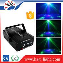 Home laser light show Multi-color laser 250mw RGB full color laser light event decoration equipment