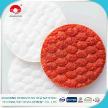 Best Selling New Sample non-woven round cotton pads