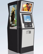 Multi Touch Screen dual screen video game kiosk for sale