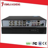 8 ch cctv h 264 dvr recorder/8 channel dvr YJS-108DVR
