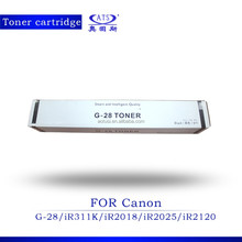 HOT SELL Bulk refill toner cartridge for canon IR2116(NPG-28)