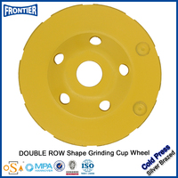 Cheap special glass surface grinding grooving diamond wheels