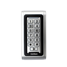 Waterproof Standalone Stainless steel Wiegand 125KHz EM RFID Keypad card password Door Access Control System