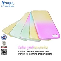 Veaqee wholesale colorful protective soft tpu back case cover for iphone 6s