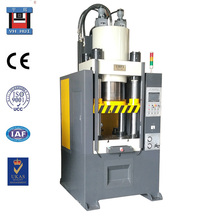 Hot forging and cold extruding automobile molding stamping hydraulic servo press machine 650 ton