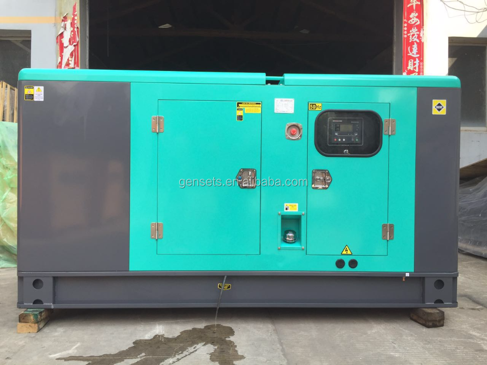10KW Three phase double bearing Generator with no motor