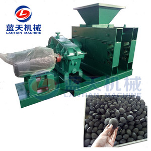 Professional manufacturer coal charcoal powder briquetting press machine coal charcoal briquette machine