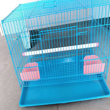 New Bird Cage Pagoda Finch Canary Pet supply small bird cage