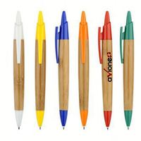 User-Friendly Recycle Paper eco pen with tooth cover