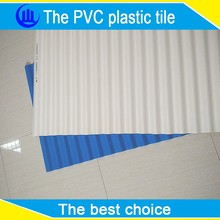 New Style kerala style roof tiles APVC roof tile plastic roof tile edging
