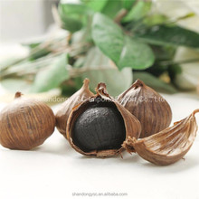 China Single Clove Black Garlic Made of Natural Garlic