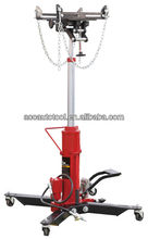 dauble ram low position 0.5T pneumatic air Transmission jack min.height 850mm