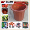 China flower pot mould/Different types of injection plastic flower pots mould for garden use