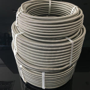 Corrugated Stainless Steel Solar Water Heater Hose Pipe