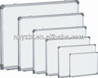 Wall amount Educational Whiteboards / magnet white board for education,school office supplier