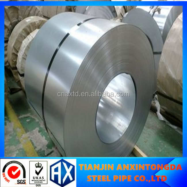 zinc steel roofing sheets weight hot dipped galvanized coil factory