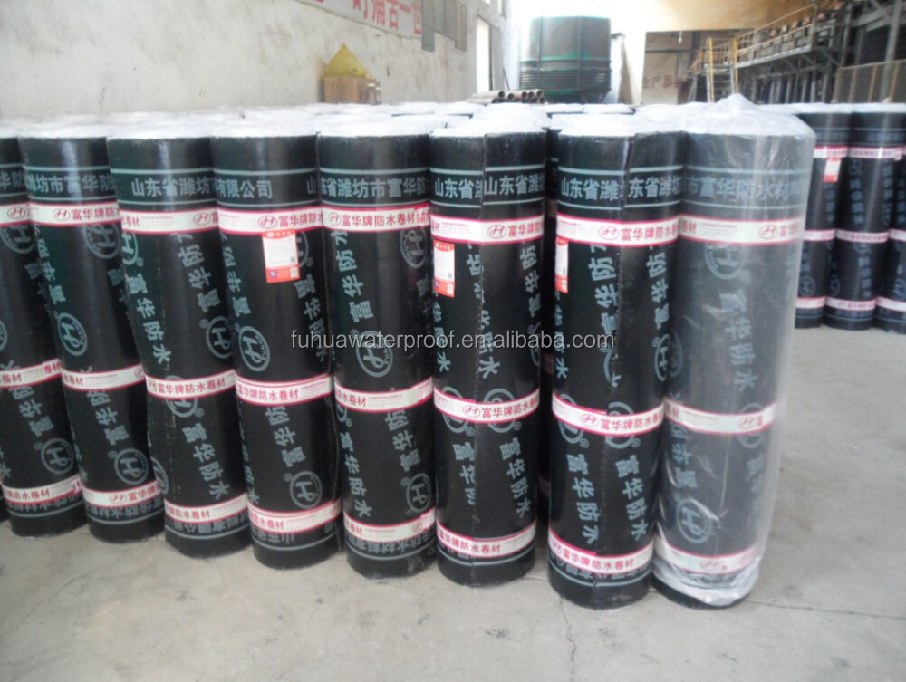 torching use app modified bitumen waterproof membrane rolls for roofs