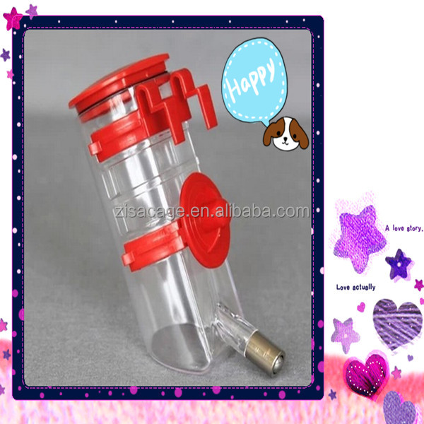 Dog pet water drinker bottle