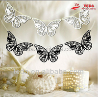 2015Teda Customized Trade Assurance Order cupcake wrapper/Invitation Card/Bunting/Table Place cards