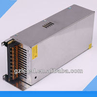 C-400w FAN amps continuous power supply