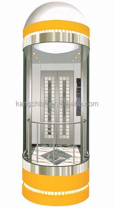Reliable and Good energy-saving provided passenger elevator