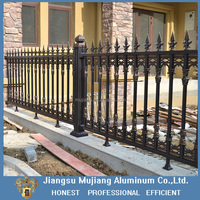 Aluminum Alloy Fence And Gate Design