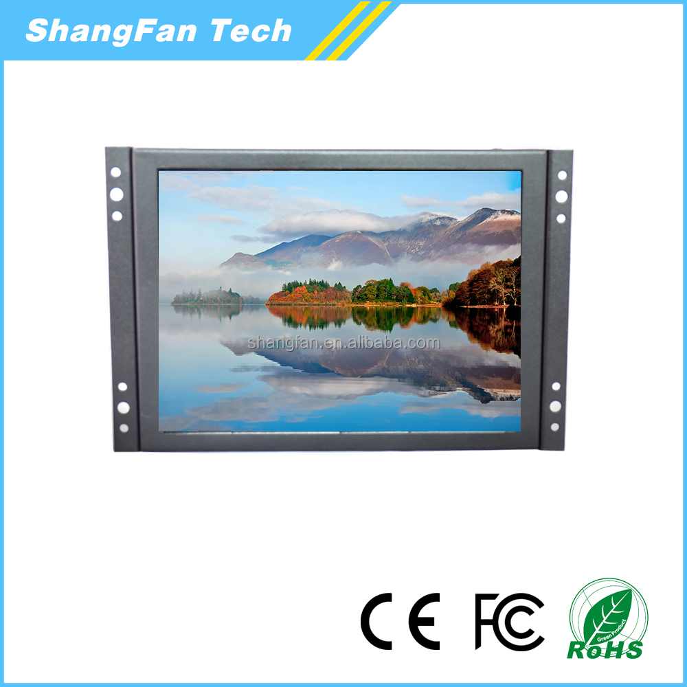 Wholesale 4:3 Screen 7 8 10 12 13 14 15 17 inch Touch Open Frame Touch Screen LCD Monitor With 3 year warranty