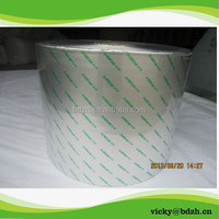 customized polyester/alu foil/poly laminate packing film for electric mat