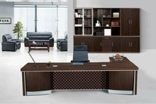 HAIJING007D temperament white office executive&manager table
