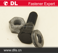 class 4.8 6.8 8.8 10.9 bolt nut washer spring Handan fasteners