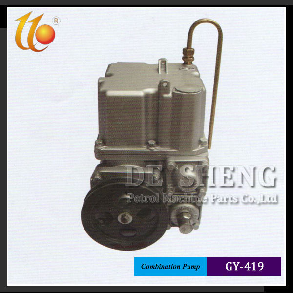 Factory supplier high pressure combination pump
