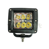 Manufacturing 3inch 1530LM 18w truck led worklight