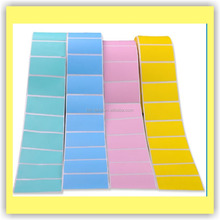 Best Price Coated Paper Stationery Sticker Label