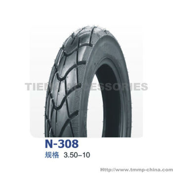 Motorcycle tubeless, tyre,tire[3.50-10], HIgh quality,