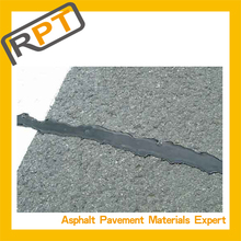 Road crack asphalt crack repairing