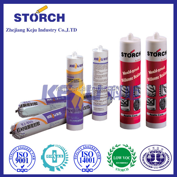 Storch A510 Acetoxy,window frame sealant,100% RTV Silicone