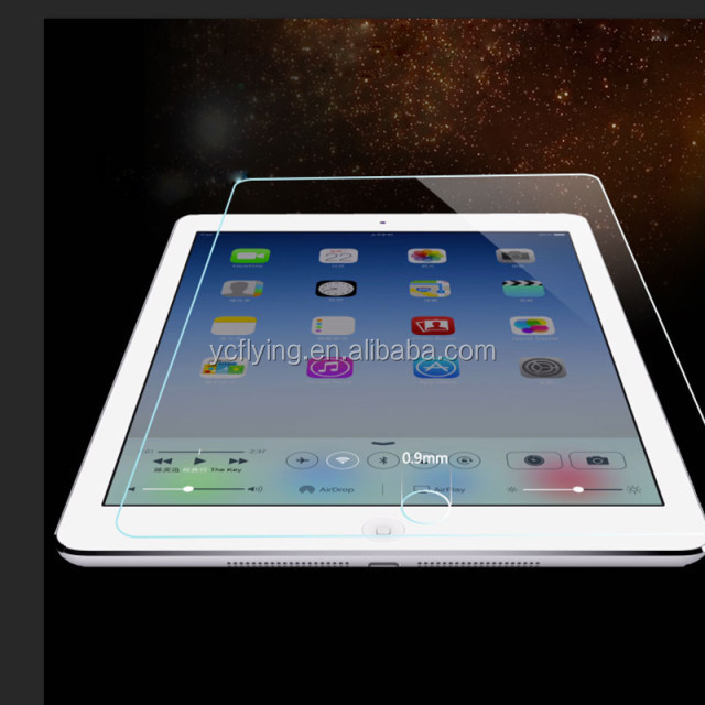 New Arrival Premium Clear Tempered Glass Screen Protector for iPad mini 2 with Retails Packing