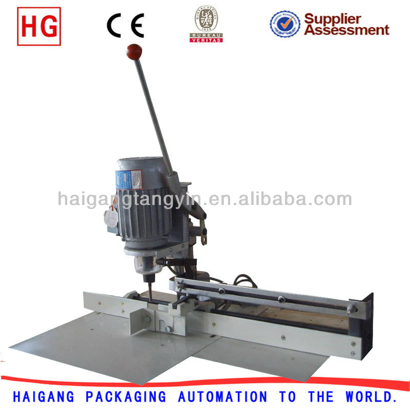 Model WT-38A Paper Hole Drill Machine