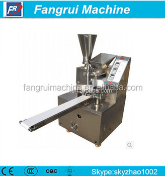 High Efficiency steamed bun machine