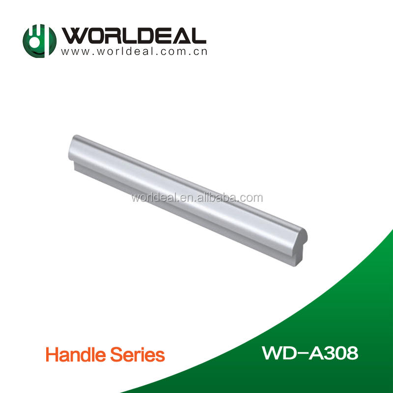 aluminum broom door cabinet handles