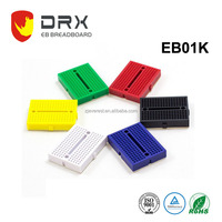 170T/Point Solderless Breadboard 7 Colors 400pts 830pts Breadboard