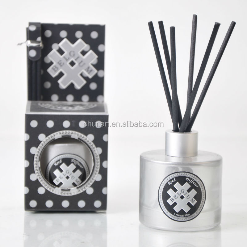 50ML Aroma Reed Diffuser With Rattan Sticks